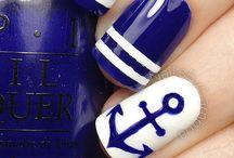 Nail Art  / Un peu de nail art et de fun.