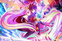 Anime ~ No Game No Life / Anime and Manga
