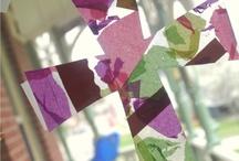 Easter crafts / by maryann dobrowolski