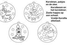 Groep 1/2 - Thema: Kerstmis