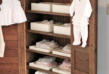 Kids Interior - Clothes storage