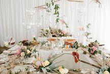 Wedding - TABLES