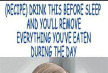 bedtime detox drink