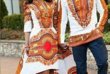 My dresses / African fashion