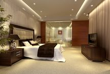 Hotel Rooms Interior Designed