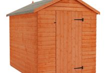 Wooden Garden Sheds / A selection of some of the our Wooden Garden Sheds. View our full range http://www.tigersheds.com/garden-sheds/