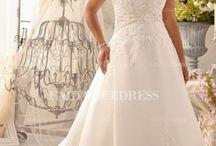 Meus vestidos de Noiva