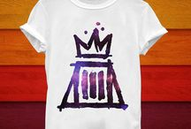 MONUMENTOUR shirt ideas / by Katelynn Mariah