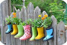 Crafty Ideas / by Sue Tuttle
