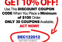 Discount Coupons Tickets