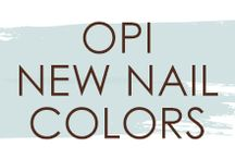 OPI New Nail Colors / What is the latest collection from #OPI? Find all the #new collections from OPI here.