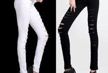 Women's Pants & Denim Jeans / Shop the latest women's fashion in here