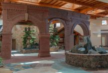 Our Mountain View Showroom / Come visit our showroom to get a glimpse at all the wonderful variations of stone and brick.  We are located at 2490 Charleston Rd Mountain View, CA