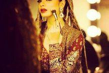 Beautiful make up / by Eeman Shah