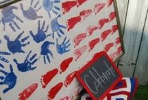 Memorial Day Crafts & Celebrations / Celebrate Memorial Day with these kids' crafts and activities!