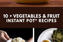 Instant Goodness: Instapot Recipes