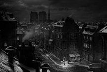 Paris by Streetlight