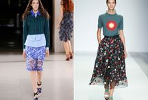 Skirts / Skirts, fashion