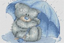cute / cross stitch