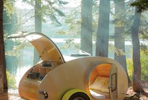 Teardrop Trailer / by Dave Burrows