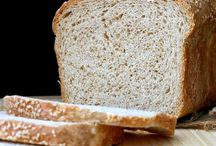 Food : Healthier Bread Recipes / {healthy bread} {sourdough bread} {sprouted flour bread}