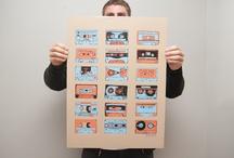 Screen print / by taka Cooper