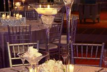 Martini Centrepieces