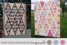 Quilt Tutorials / by Vicki Halamar