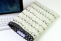 iPad Cover Tutorials and Ideas / Ideas for iPad covers and cases