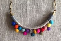 necklaces of all sorts / ideas that make our neck look better!