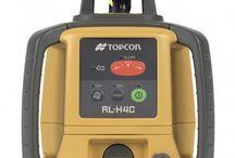 Topcon Positioning System / Strumentazione per la Geodesia e il Cantiere