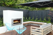 Gas Fireplaces / Indoor and Outdoor Gas heating information