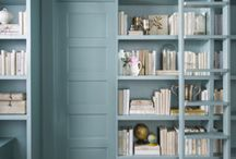 Organising your space / Beautiful solutions to all your storage needs