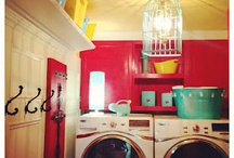 Laundry room  / by Brooke thiel