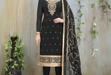 2671 Anaya 39000 Designer Salwar Kameez / We are manufacturers and wholesalers dealing in ladies ethnic wear. We specialize in Embroidered Salwar Kameez, Fashionable salwar kameez,Embroidered Churidar, Women's Tunic, Ladies Embroidered Kurties. That add to one's grace and elegance. We also design anarkali suits which come in various colors and designs.
