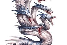 Lagartos, dragões e afins
