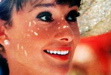 Audrey / celebrities