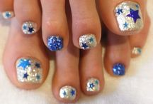 Beauty - Nails / by Chrystal Gardner