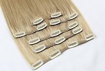 Clip in hair extensions / http://www.nubiancrownhair.com - We sell 100% virgin human hair clip in extensions.  Check out our hair extensions, virgin Brazilian hair, virgin Peruvian hair, virgin Malaysian hair and virgin Indian hair weaves.  You can choose your texture: straight, body wave, loose wave, deep wave or kinky curly. Shop today at www.nubiancrownhair.com
