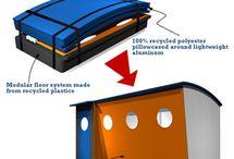 Sustainable/ emergency shelter