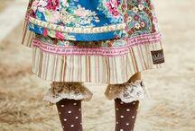 Fashion inspiration for Rozarka