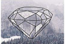 Diamonds, and more diamonds