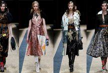 tendencia invierno 2017 / moda tendencia