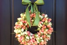 WREATHS & decoration / decoration for home