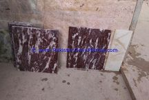 MARBLE TILES RED AND WHITE MARBLE NATURAL STONE FOR FLOOR WALLS BATHROOM KITCHEN HOME DECOR