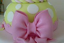 Tortas de baby shower / by Cecilia Manzo