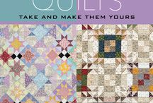 HaLf-sCrAp qUiLts bOok / Nine traditional pieced patterns made with my half-scrap palette.  Something for the beginner all the way to the advance quilter.  96 pages AQS/Schroeder Publishing Fall 2015 release