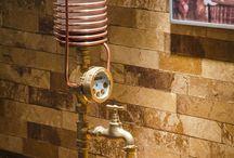 DIY Steampunk Whisky/Liquor Dispenser