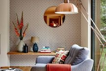 living room corner lamp