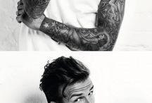 Tattoos mannen